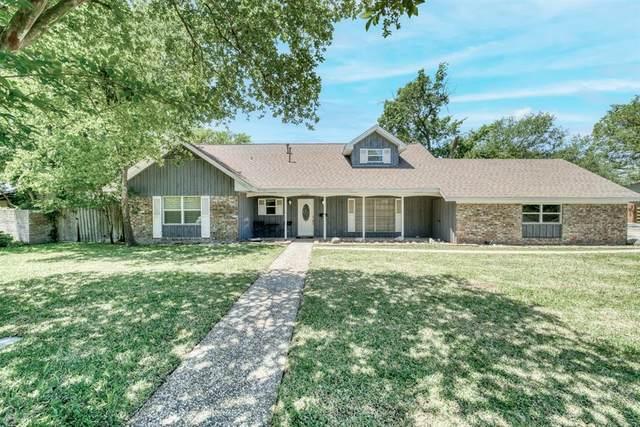 4100 Tanglewood Drive, Bryan, TX 77802 (#42847300) :: ORO Realty