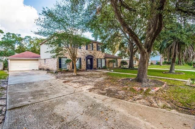 1514 Hamlin Valley Drive, Houston, TX 77090 (MLS #42847635) :: The Freund Group
