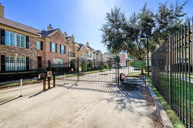 908 Memorial Village Drive #72, Houston, TX 77024 (MLS #42865038) :: Christy Buck Team