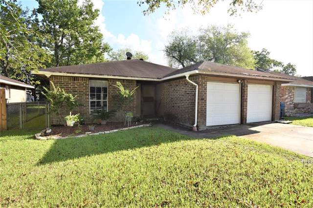 4814 38th Street, Dickinson, TX 77539 (MLS #42873099) :: The SOLD by George Team
