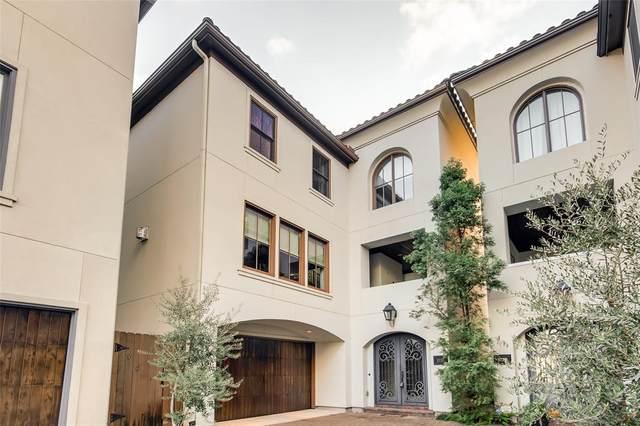 1722 Elmen Street, Houston, TX 77019 (MLS #42890220) :: Connect Realty