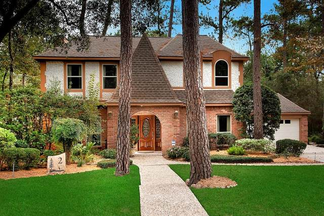 2 Noontide Circle, The Woodlands, TX 77380 (MLS #42894400) :: Michele Harmon Team