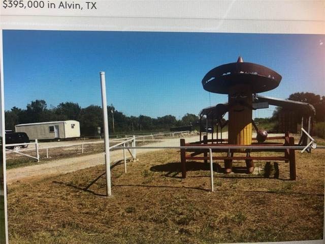19753 Highway 35, Alvin, TX 77511 (MLS #42905514) :: The SOLD by George Team
