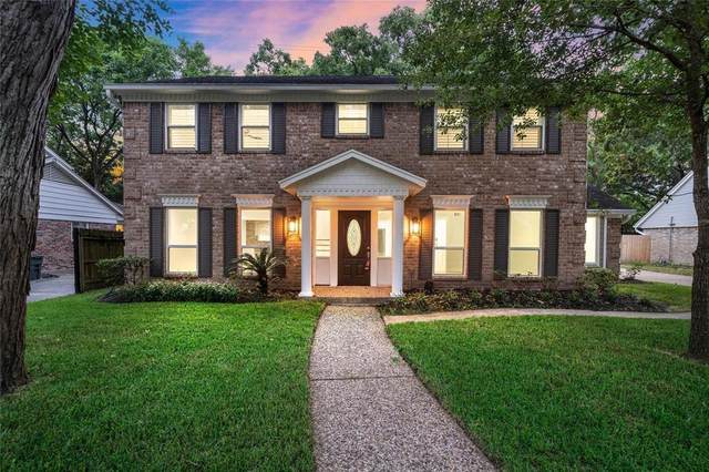 731 Langwood Drive, Houston, TX 77079 (MLS #42920507) :: The SOLD by George Team