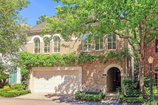 241 Sugarberry Circle, Houston, TX 77024 (MLS #42926220) :: Fairwater Westmont Real Estate