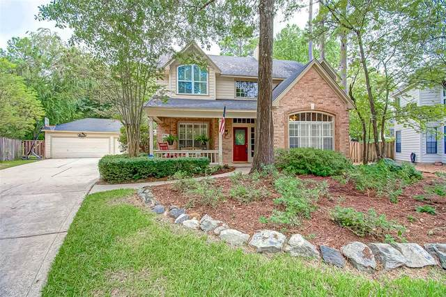 58 Edgemire Place, The Woodlands, TX 77381 (MLS #42954607) :: The SOLD by George Team