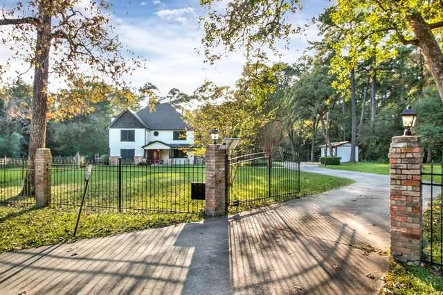 34718 Melanie Drive, Pinehurst, TX 77362 (MLS #42971093) :: My BCS Home Real Estate Group