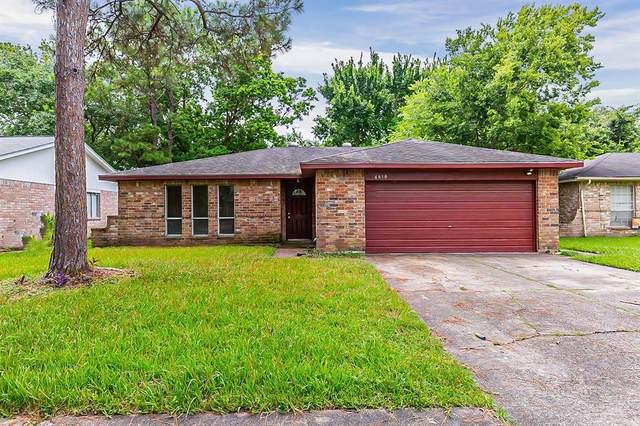 4819 Croker Ridge Road, Houston, TX 77053 (MLS #42972452) :: The SOLD by George Team