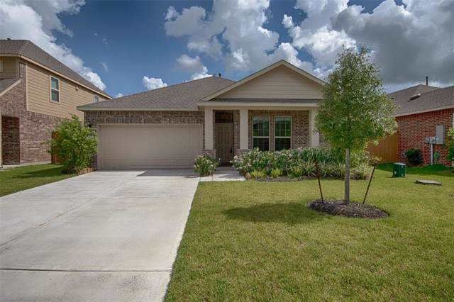 12701 White Cove Drive, Texas City, TX 77568 (MLS #42978815) :: The Sansone Group