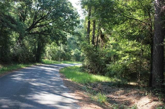 TBD Triple Creek Loop, Livingston, TX 77351 (MLS #42979101) :: The Sansone Group