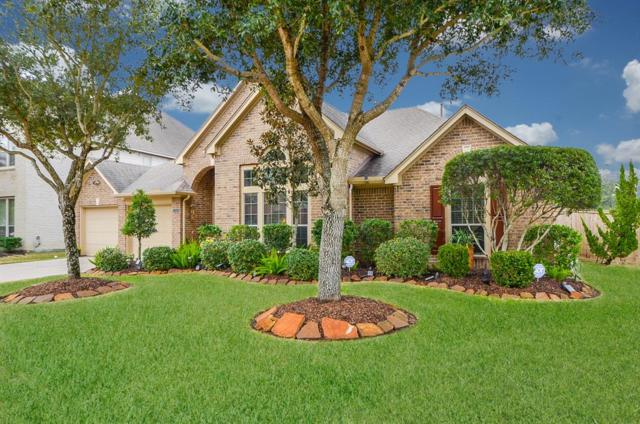 13801 Lakewater Drive, Pearland, TX 77584 (MLS #42985548) :: Caskey Realty