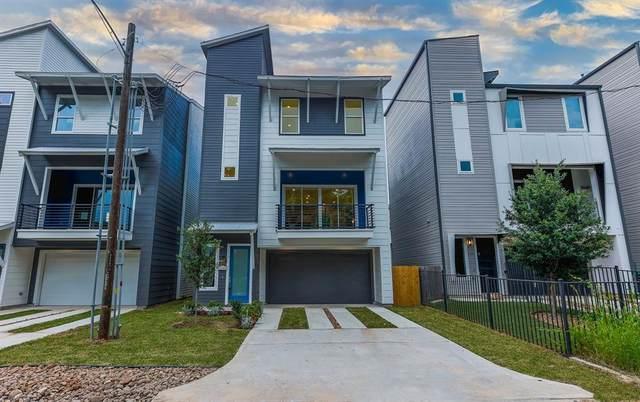 2304 Johnson Street, Houston, TX 77007 (MLS #43009963) :: Lerner Realty Solutions