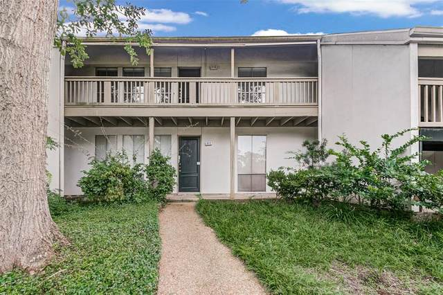 2100 Tanglewilde Street #312, Houston, TX 77063 (MLS #4301326) :: Caskey Realty
