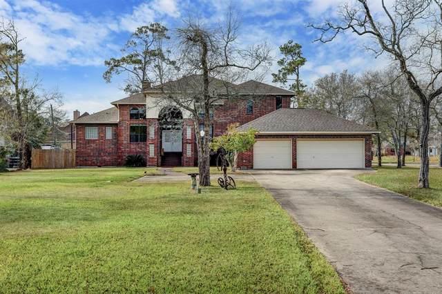 3508 W Bayou Drive, Shoreacres, TX 77571 (MLS #43015328) :: Texas Home Shop Realty