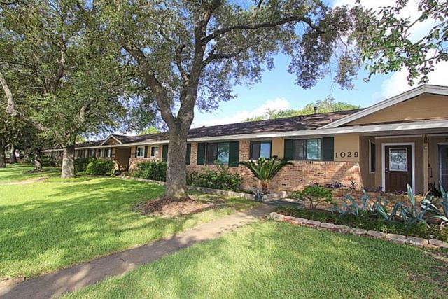 1029 Ramada Drive #1029, Houston, TX 77062 (MLS #43020185) :: The Stanfield Team | Stanfield Properties