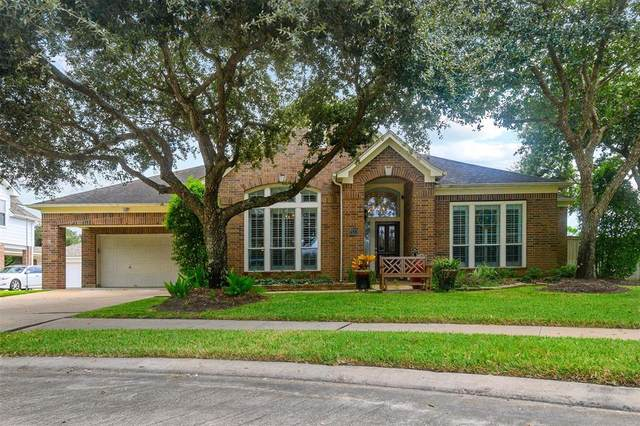 2513 Seabrough Drive, Pearland, TX 77584 (MLS #43030698) :: Texas Home Shop Realty