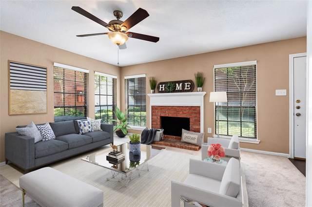 2211 S Kirkwood Road #71, Houston, TX 77077 (MLS #43032065) :: Texas Home Shop Realty
