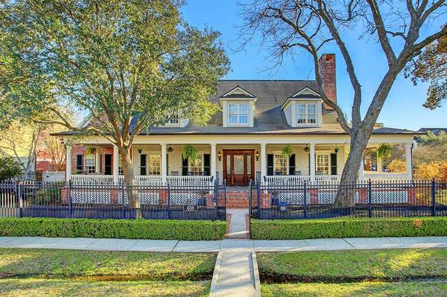 408 E 7th Street, Houston, TX 77007 (MLS #43033381) :: The Sansone Group