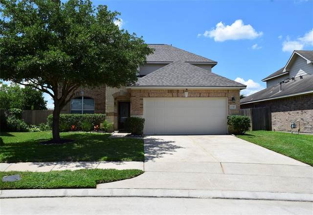 21707 Colter Stone Drive, Spring, TX 77388 (MLS #43033961) :: The Sansone Group