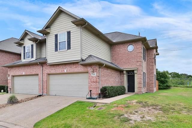 1425 Villa Maria #506, Bryan, TX 77801 (MLS #43048975) :: My BCS Home Real Estate Group