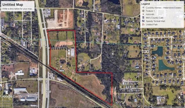 24706 Huffsmith Kohrville Road, Tomball, TX 77375 (MLS #43057258) :: Green Residential