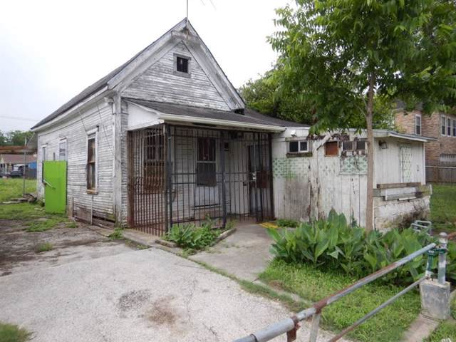 4909 Golden Forest Drive, Houston, TX 77091 (MLS #4306581) :: Keller Williams Realty