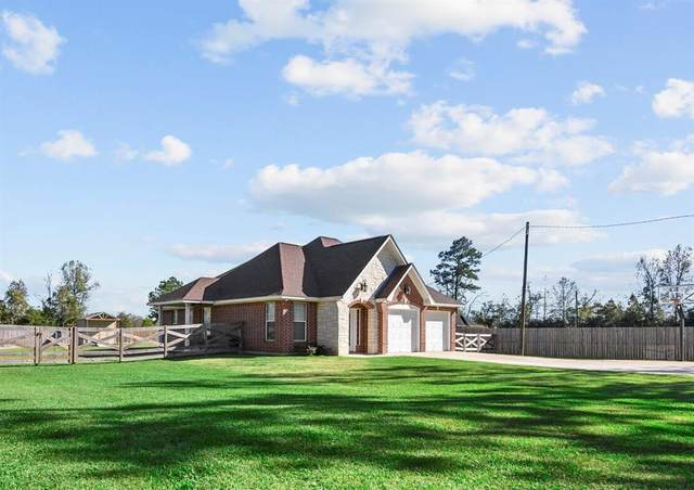 1660 County Road 2270, Cleveland, TX 77327 (MLS #43077530) :: NewHomePrograms.com