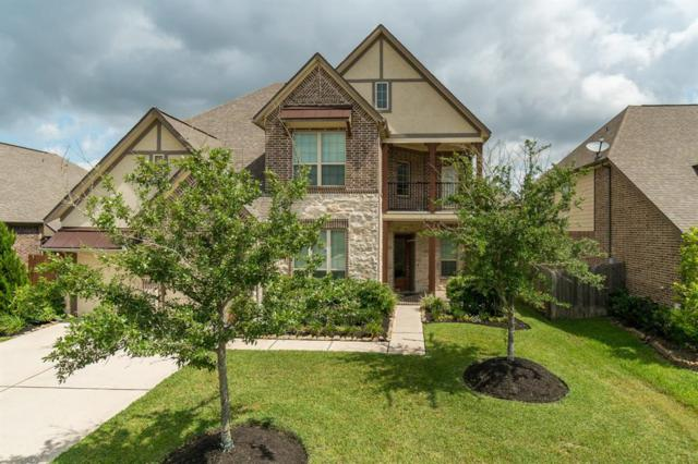 12603 Floral Park Lane, Pearland, TX 77584 (MLS #4310176) :: The SOLD by George Team