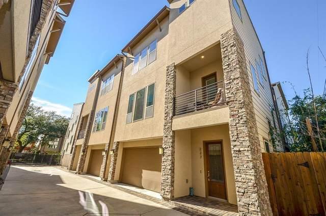 227 Avondale Street, Houston, TX 77006 (MLS #43111391) :: Green Residential