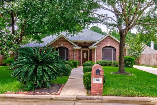 13414 Post Oak Glen Lane, Cypress, TX 77429 (MLS #43119716) :: Fairwater Westmont Real Estate
