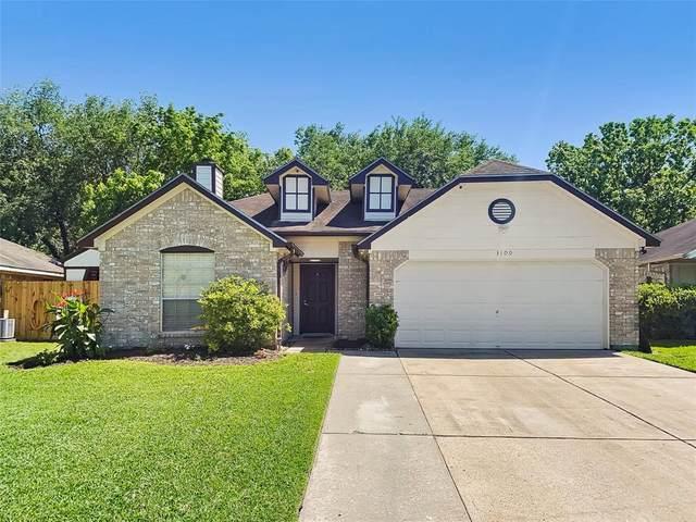 3109 Deer Trail Drive, Alvin, TX 77511 (MLS #4312201) :: Phyllis Foster Real Estate