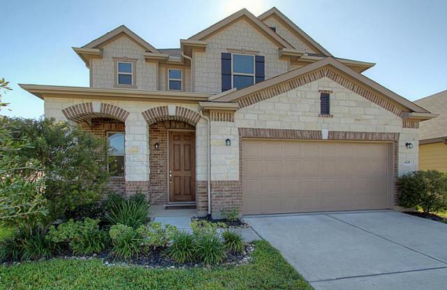 4430 Ashberry Pine Lane #4430, Katy, TX 77449 (MLS #43122279) :: Team Sansone