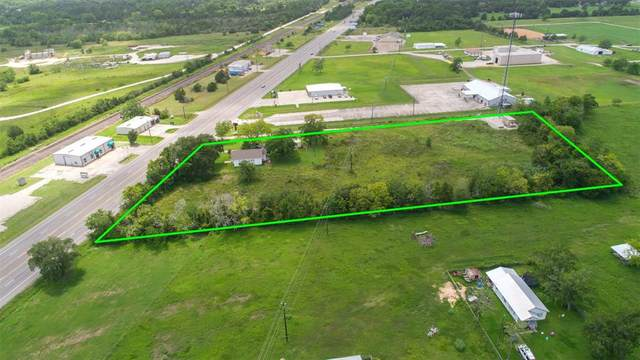 11038 Highway 6, Hitchcock, TX 77510 (MLS #43127444) :: The SOLD by George Team