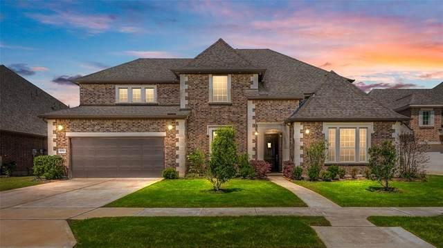 4014 Stoneglen Terrace Lane, Sugar Land, TX 77479 (MLS #43132471) :: Michele Harmon Team