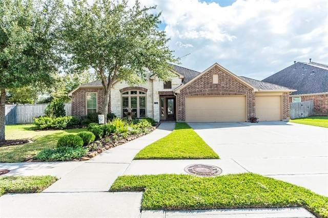 705 Cumberland Ridge Lane, League City, TX 77573 (MLS #4313680) :: The Freund Group