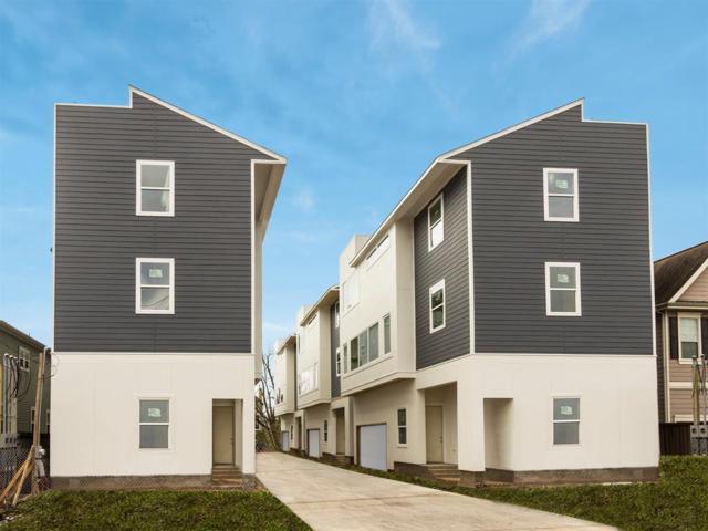 1414 W 26th Street B, Houston, TX 77008 (MLS #43138426) :: Team Parodi at Realty Associates