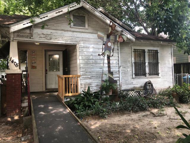 1405 Walton Street, Houston, TX 77009 (MLS #43146415) :: Giorgi Real Estate Group