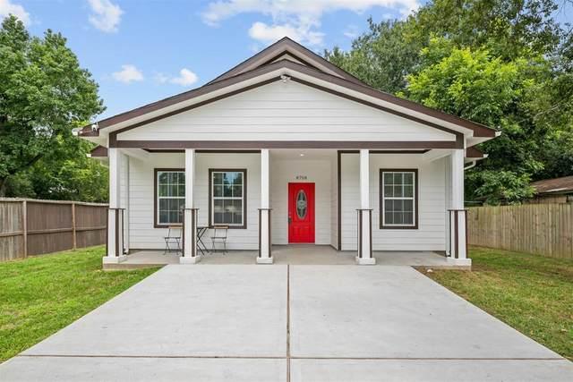 8708 Lawnridge Street, Houston, TX 77016 (MLS #43147014) :: Keller Williams Realty