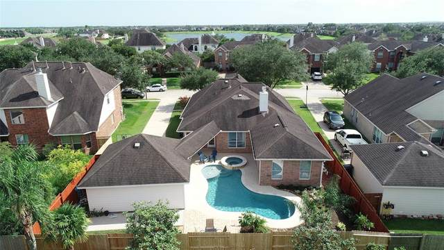 2508 Bennington Court, League City, TX 77573 (MLS #43151028) :: The Freund Group