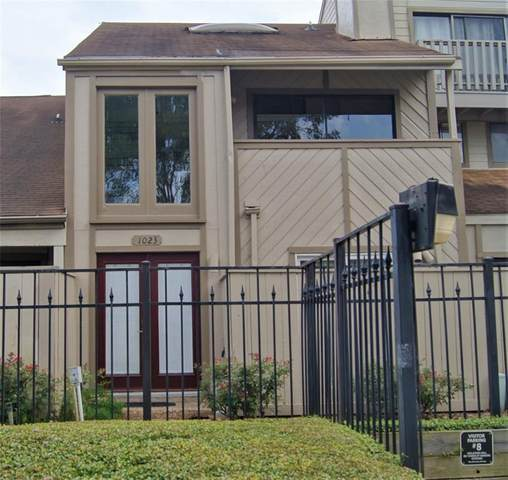 1023 Country Place Drive #1023, Houston, TX 77079 (MLS #43161690) :: Homemax Properties