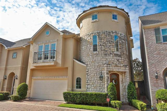 11118 Sherwood Forest Glen Drive, Houston, TX 77043 (MLS #43162513) :: The Queen Team
