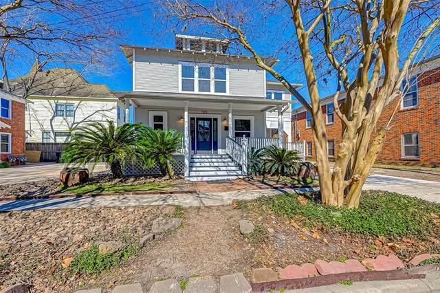 105 E 14th Street, Houston, TX 77008 (MLS #43186556) :: Green Residential