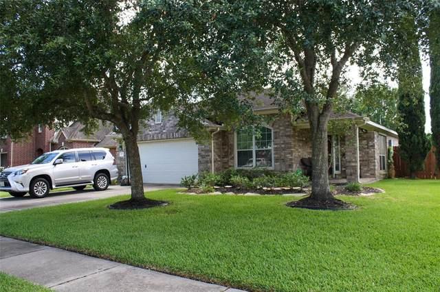 1861 Bent Creek Lane, League City, TX 77573 (MLS #43191114) :: Rachel Lee Realtor