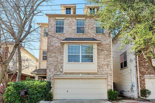 1239 Prince Street, Houston, TX 77008 (MLS #43191185) :: The Home Branch
