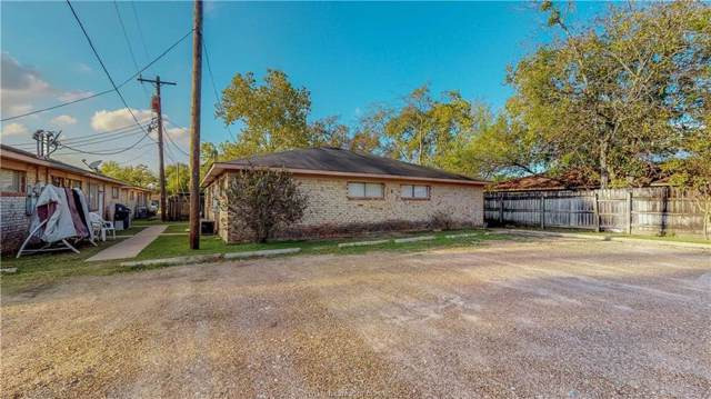206 Lynn Drive, Bryan, TX 77801 (MLS #43206053) :: The Heyl Group at Keller Williams
