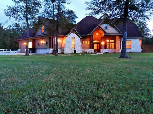 195 County Road 632, Dayton, TX 77535 (MLS #43214820) :: Texas Home Shop Realty