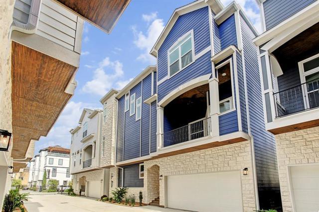 1202 W 16th Street C, Houston, TX 77008 (MLS #43226627) :: RE/MAX 1st Class