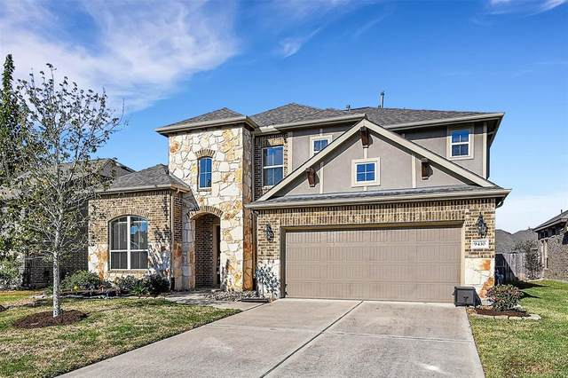 9430 Dochfour Lane, Tomball, TX 77375 (MLS #43236775) :: Michele Harmon Team