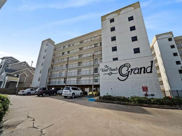 11945 Termini San Luis Pass Road #408, Galveston, TX 77554 (MLS #43255590) :: Connect Realty