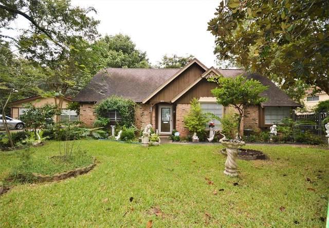203 Lake View Boulevard, Pasadena, TX 77586 (MLS #43257201) :: Texas Home Shop Realty